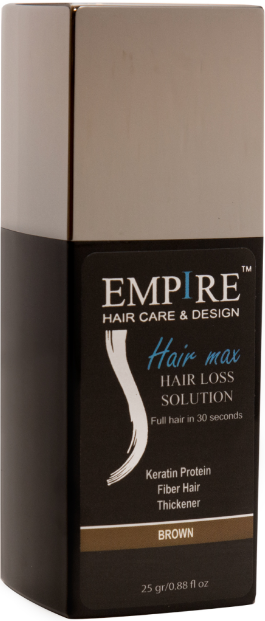 EMPIRE HAIR  MAX  BROWN