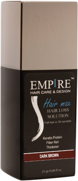 EMPIRE HAIR MAX DARK BROWN