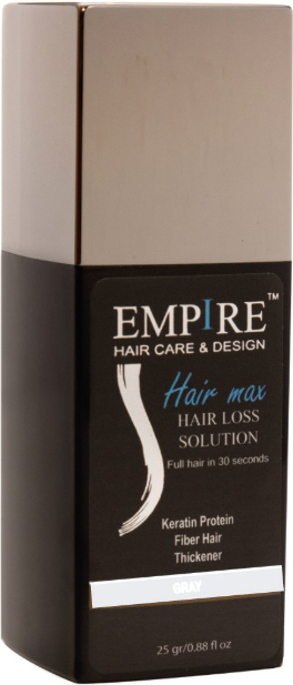 EMPIRE HAIR MAX GRAY