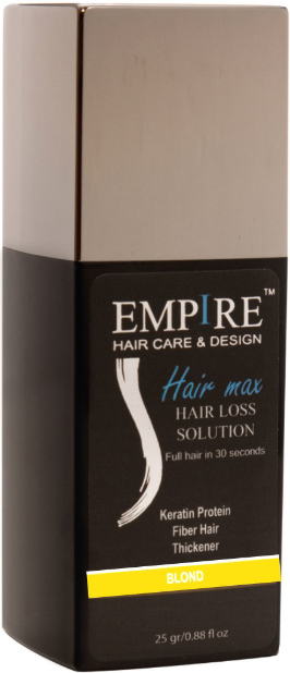 EMPIRE HAIR MAX BLOND