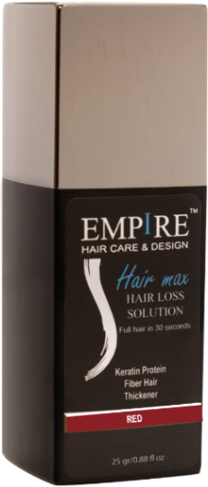 EMPIRE HAIR MAX RED
